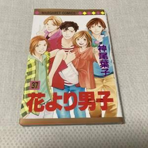 花より男子 第37巻 漫画 コミック 神尾葉子 日本版 原作