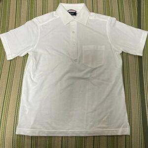 KENT ケント ポロシャツ Mサイズ メンズ 半袖 男性 新品未使用 カットソー 夏 綿 白色 ホワイト