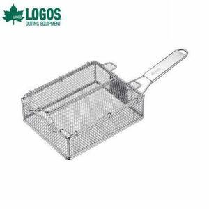 ロゴス(LOGOS) 炭火もも焼き器 バーベキュー アウトドアクッカー アウトドアキッチングッズ