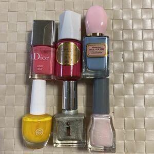Dior MINISO アイビー エテュセ ACのネイルセット マニキュア ディオール