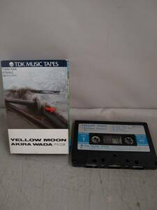 C1222 カセットテープ 和田アキラ(PRISM) / YELLOW MOON の商品画像