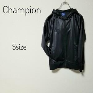 Champion チャンピオン フードジャケット トラックジャケット ロゴ刺繍