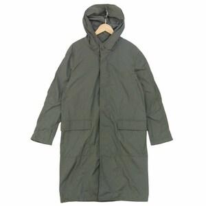 【1円~】Mackintosh マッキントッシュ GMP-019B SPLIT-RAGLAN SLEEVE HOODED COAT ナイロンフーデッドコート 40【中古】