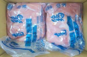 ★業務用ブランド鶏 伊達鶏 冷凍ささみ★1Kあたり1528円