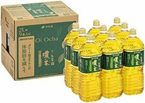 1) おーいお茶 RROボックス 2L 伊藤園 [Amazon限定ブランド] 2L×9本 濃い茶 ×9本【機能性表示