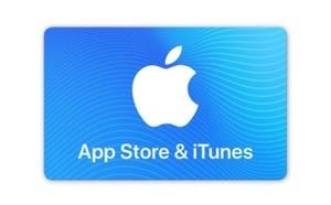 コード通知 ☆ App Store & iTunes ギフトカード 1200円分
