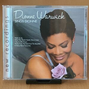 【国内盤CD】SINGS DIONNE / ディオンヌ・ワーウィック