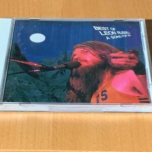 【国内盤CD】ベスト・オブ・レオン・ラッセル