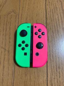中古 スイッチ Nintendo SWITCH スイッチ ジョイコン Joy-Con (L) (R) セット