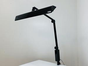 ◎【名古屋市】 山田照明 Yamada Shomei Zライト 蛍光灯式 Z-208 B ブラック デスクライト 2013年製 クランプ式