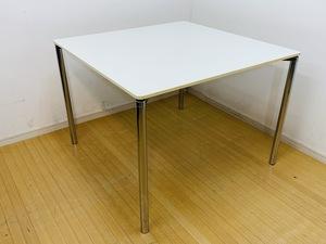 【名古屋市】 Fritz Hansen フリッツハンセン PLANO プラーノ ダイニングテーブル ペリカンデザイン 北欧 デンマーク W1000 2000年デザイン