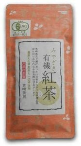 50グラム (x 1) 宮崎茶房(有機JAS認定、無農薬栽培)、有機国産紅茶(リーフ)50g、