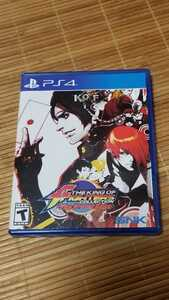 THE KING OF FIGHTERS COLLECTION THE OROCHI SAGA PS4パッケージ版