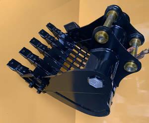 スケルトンバケット(新品) 細目 50x50, 日立: ZX14-3 , ZX15UR , ZX17U-2 , ZX17U-5A .コベルコ SK13SR , SK15SR ,SK17SR .