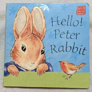 ピーターラビット 絵本 洋書 イギリス Peter Rabbit 仕掛け絵本 赤ちゃん 児童書 英語 Beatrix Potter 2001年