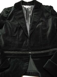テーラードジャケット 別珍ジャケット レディース9号