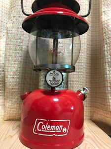 コールマン ランタン 200A 1974年11月 バースデーランタン