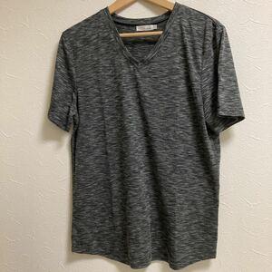 LEGRENT リグレント【送料無料】半袖Tシャツ Vネック メンズ L