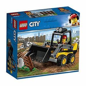 レゴ(LEGO) レゴ(LEGO) シティ 工事現場のシャベルカー 60219 ブロック おもちゃ 男の子 車