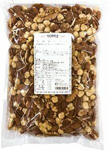 低糖質ナッツ / 1kg TOMIZ/cuoca(富澤商店) ナッツ ミックスナッツ ヘーゼルナッツ くるみ アーモ