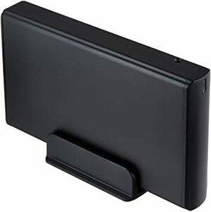 USB3.0接続 3.5型対応 HDDケース(マットブラック) I3cDi 付属の変換基板を交換する 玄人志向 USB3.0 マ