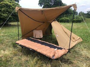 おすすめ 匂わない ダウン 寝袋 シュラフ 人工ダウン ダウン オールシーズン対応 ふかふか 洗える 封筒型 キャンプ アウトドア