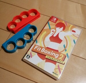 fit boxing 2 フィットボクシング2 リズム&エクササイズ