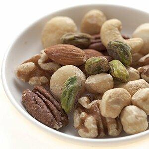 新品究極の素焼き 7種のミックスナッツ 1kg (アーモンド カシューナッツ クルミ ピスタチオ など) `8EQY