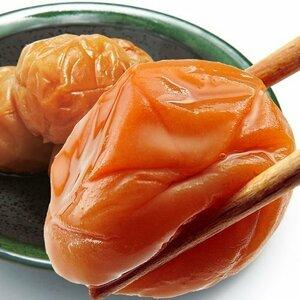 新品うめ海鮮 紀州南高梅 つぶれ梅 はちみつ漬け 400g 塩分8% 訳ありQZP7