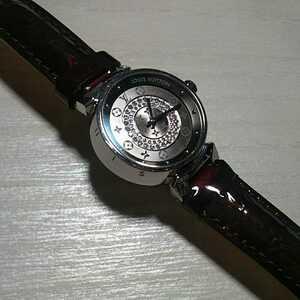 ルイヴィトン 限定品レディース腕時計