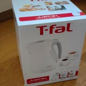 【新品】T FAL 電気ケトル 1.2L