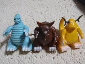 ウルトラマン のしのし怪獣 ゼンマイ トコトコ 全3種 エレキング レッドキング ゴモラ