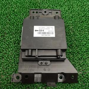 YF15【エアコンコンピューター】H24 日産 ジューク 15RX タイプV (8.2万km) 送料\400可 エアコンアンプ 27760-1KL0A JK6C