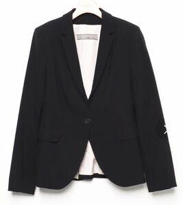 レディーススーツ ZARA テーラードジャケット 黒 ザラ ブラック