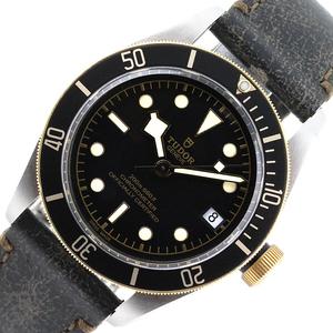 チュードル TUDOR ヘリテージ ブラックベイ 79733N 自動巻き メンズ 腕時計 中古