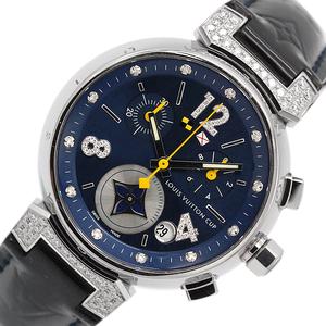 ルイ・ヴィトン LOUIS VUITTON ラブリーカップGM Q132A 腕時計 レディース 中古
