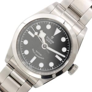 チュードル TUDOR ヘリテージ ブラックベイ 32 79580 自動巻き メンズ レディース 腕時計 中古