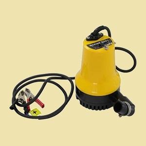 大人気 新品 未使用 給水&排水ポンプ Sutekus 7-CR ワニクリップ付き 検品済 海水対応 直流12V 75W 軽量 静音 高圧