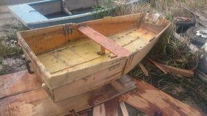 バスボートにも!!小型FRP船 軽トラ にも積めます!