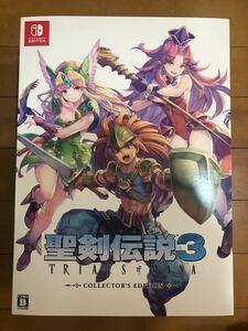 聖剣伝説3 トライアルズ オブ マナ コレクターズエディション スイッチ版