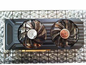 グラフィックボード ★ Palit GeForce GTX1070Ti DUAL 8G GDDR5 256bit ★ Fan交換済み