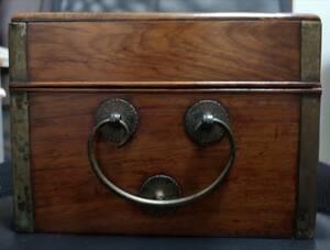 中国骨董、黄花梨、清時代の箱、本物保証、美品、家具、状態良好、希少
