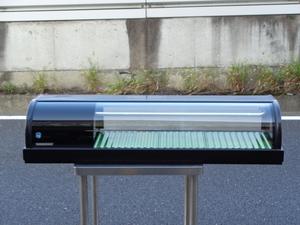 ※動作良好※◆2019年製◆ホシザキ 冷蔵ネタケース/W1200xD350◆HNC-120B-L-B◆sh182