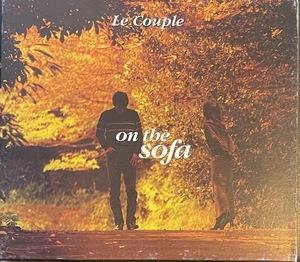 【CD】Le Couple on the sofa ルクプル