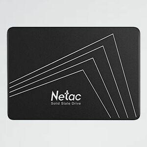 新品 未使用 内蔵SSD Netac D-S3 - N530S 128GB 2.5インチ SATA3.0 6Gb/s 7㎜ 3D TLC NAND FLASH PS4動作確認済み