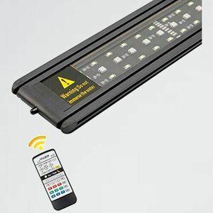 新品 未使用 ライト 水槽 V-G4 LED高光度 長寿命(52-70cm) 16色アクアリウムライト 極薄熱帯魚水草飼育栽培