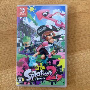 Nintendo Switch スプラトゥーン2 ニンテンドースイッチ Splatoon2 Switchソフト