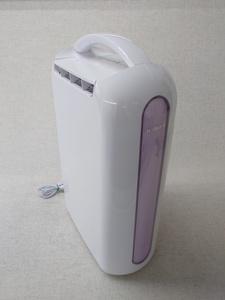 IRIS OHYAMA 衣類乾燥除湿機 IJD-H20 2018年製 デシカント式 (管理番号:049110)
