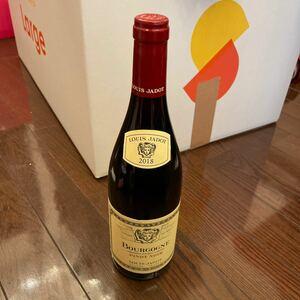 ルイ ジャド ブルゴーニュ ピノノワール 750ml 赤ワイン フランス