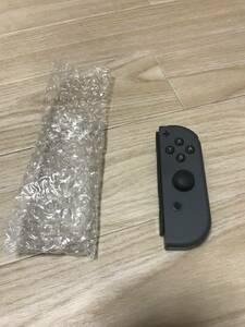 【ジャンク品】ジョイコン 右 Joy-Con(R) ニンテンドースイッチ グレー Nintendo Switch